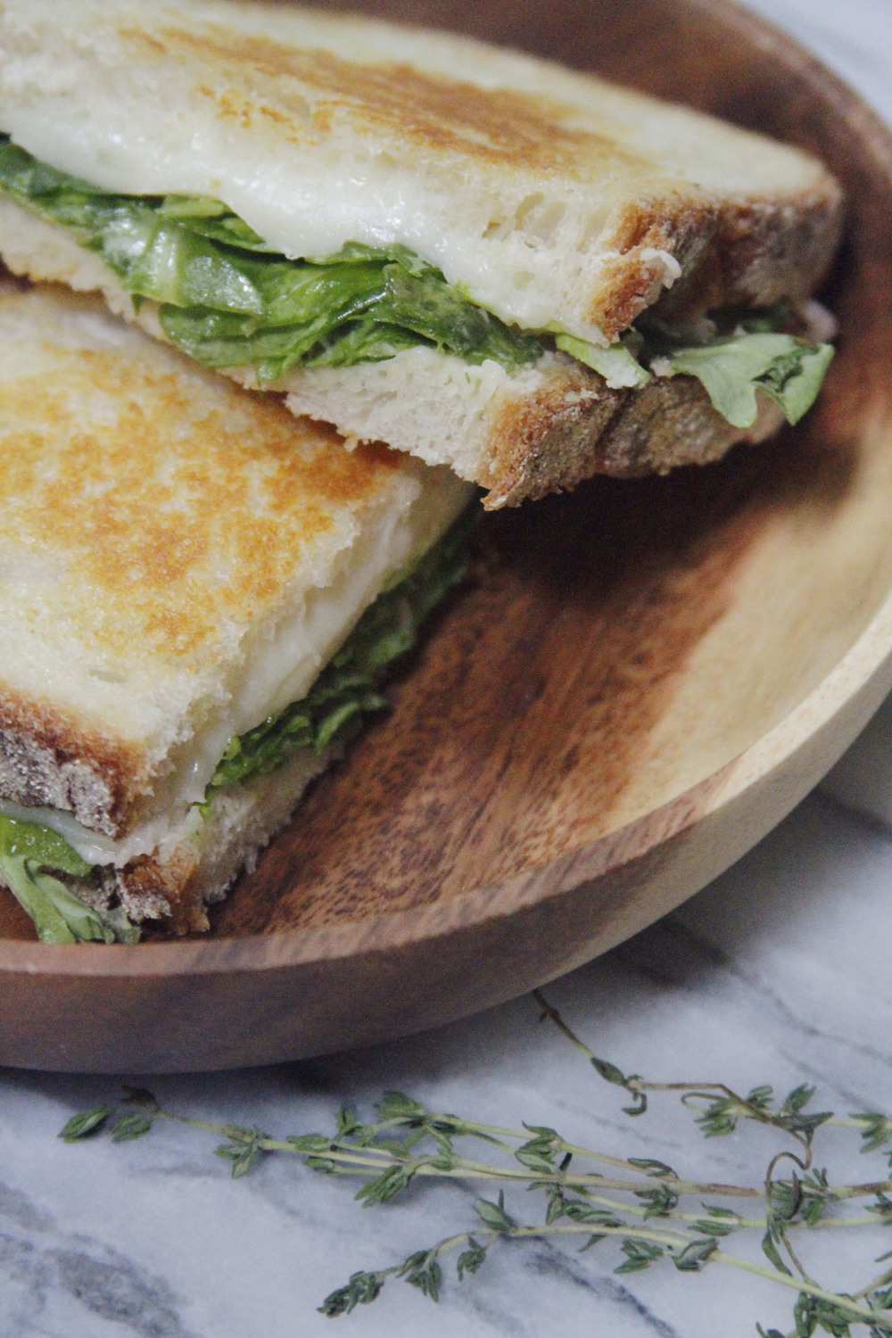 grilled cheese // a little gathering
