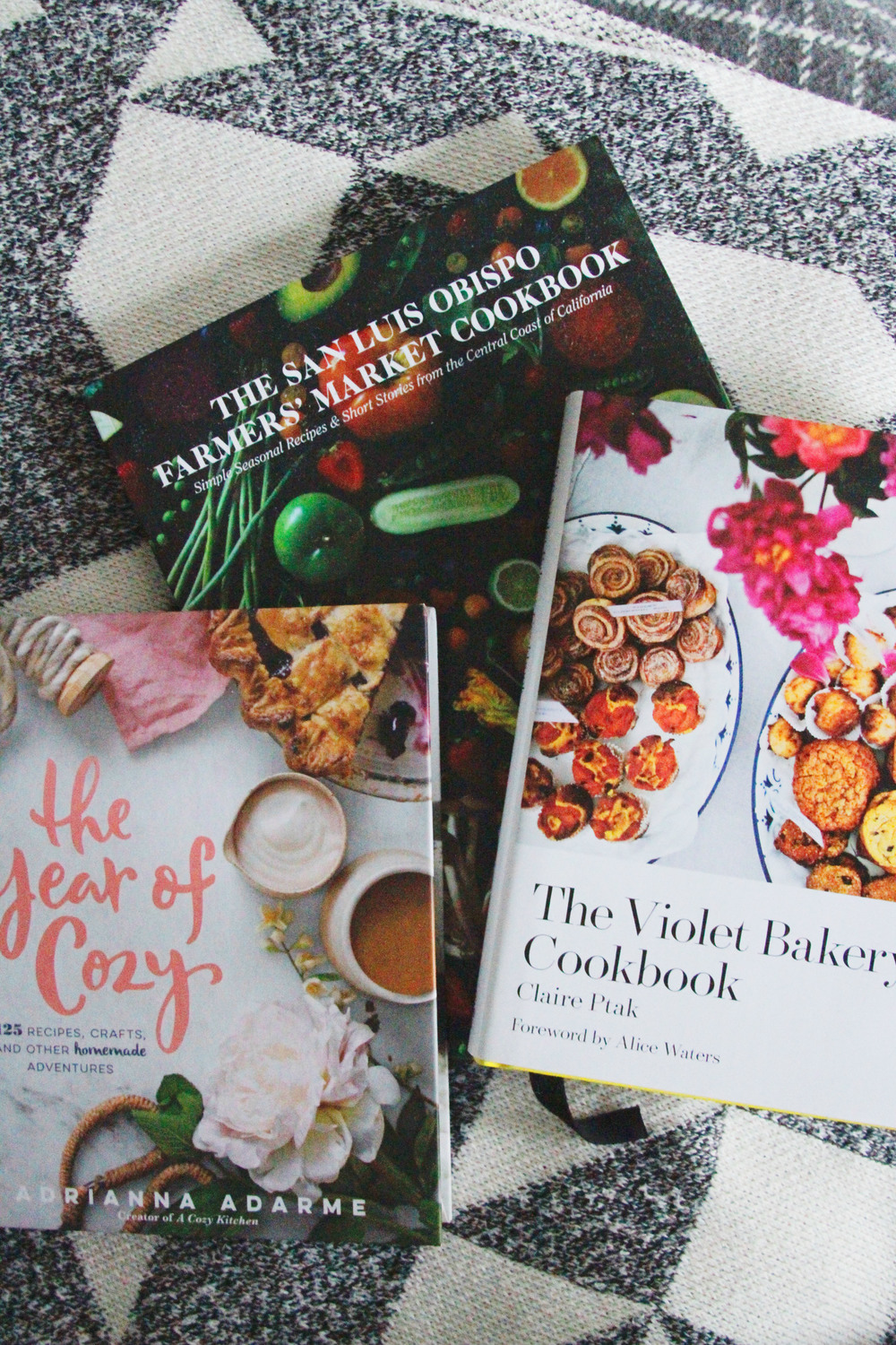 cookbooks for spring