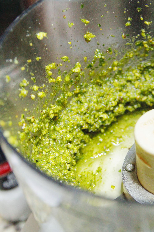 Pesto challenge