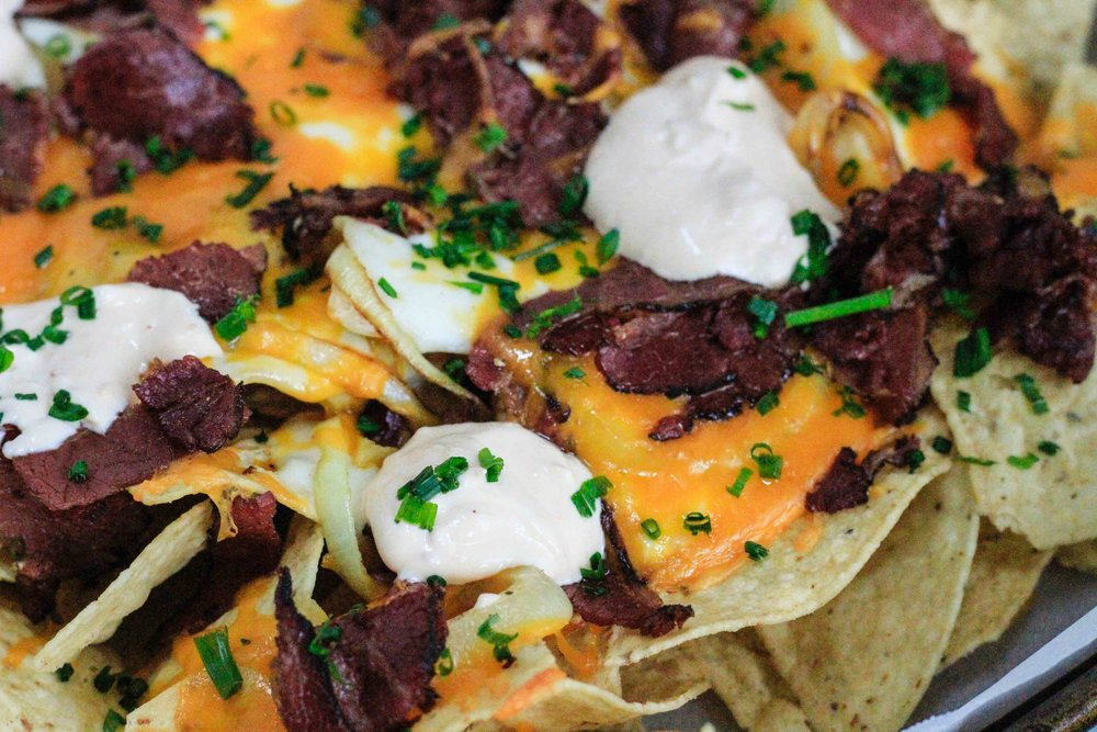 pastrami nachos