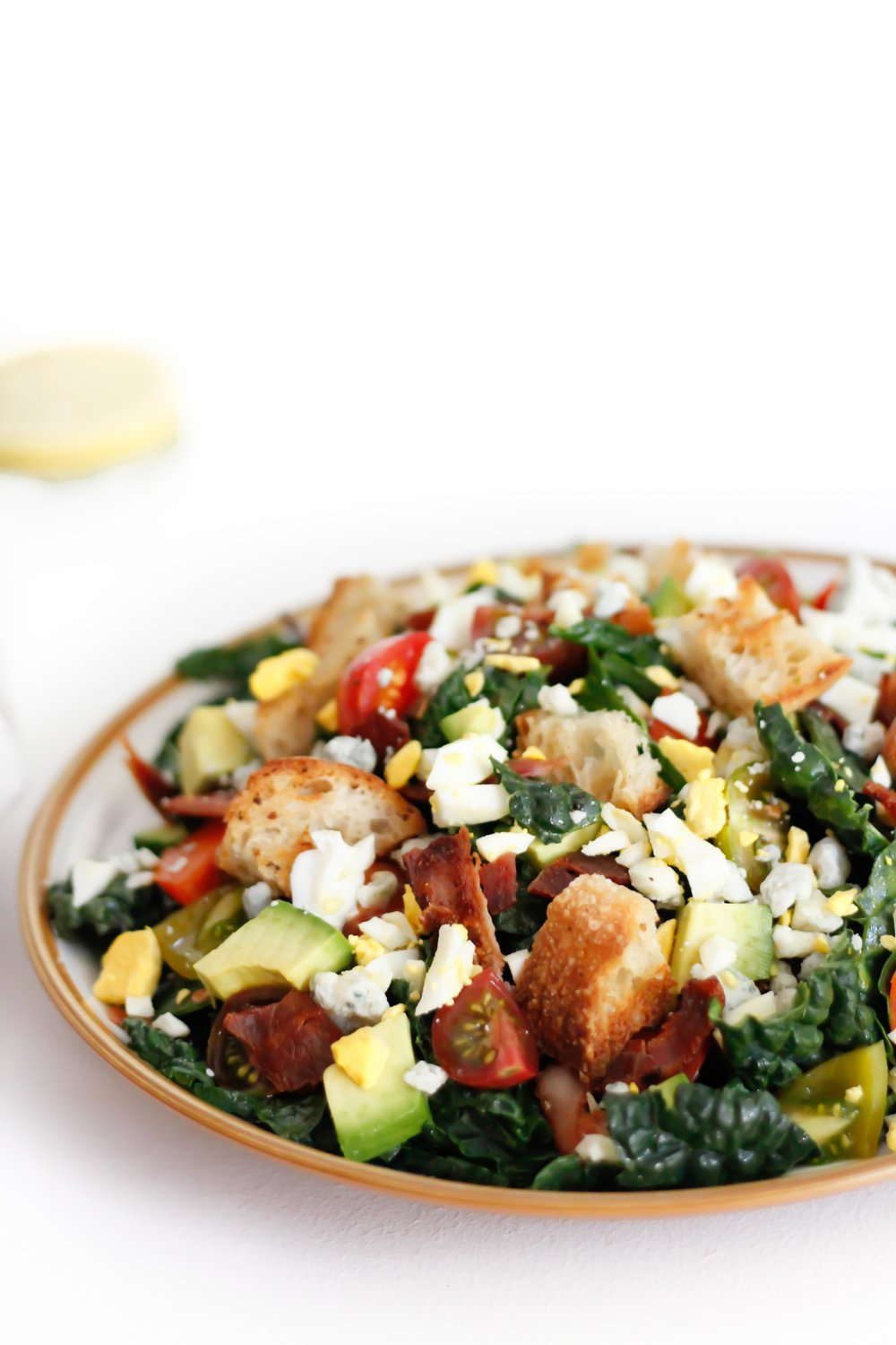 Copy of Kale cobb salad