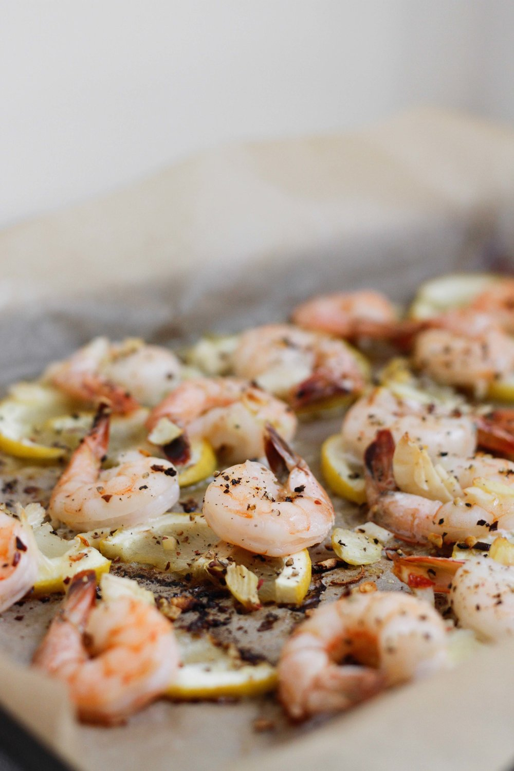Roasted Salt and Pepper Shrimp