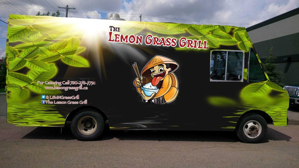 The Lemon Grass Grill food truck - Come to the festival with an appetite because the Lemongrass Grill will be bringing their delicious authentic vietnamese cuisine in their food truck.  Find their full menu at www.lemongrassgrill.ca