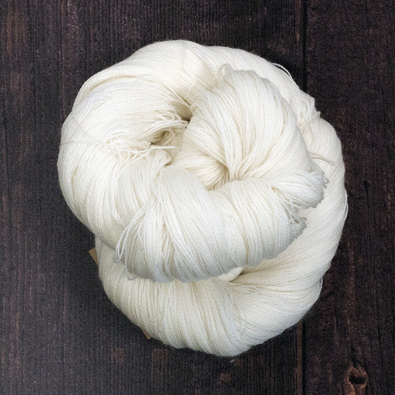 Type 49001                            SW Merino Lace                100% Superwash Merino  100g Hanks                          1200m per 100g