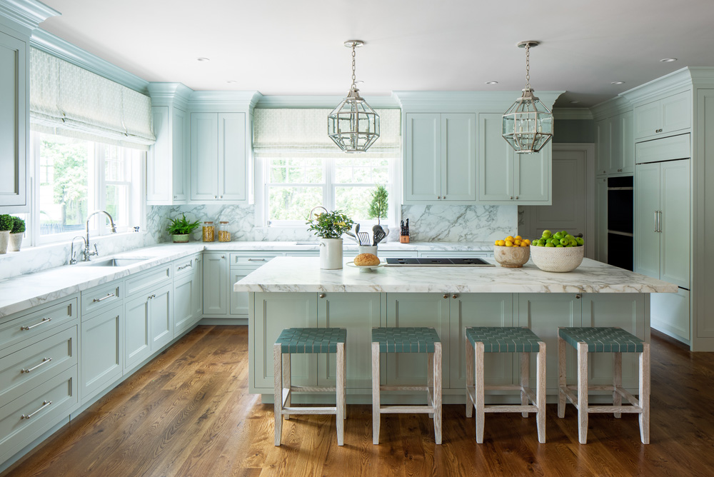 Emily Tucker Design, Seminary Kitchen