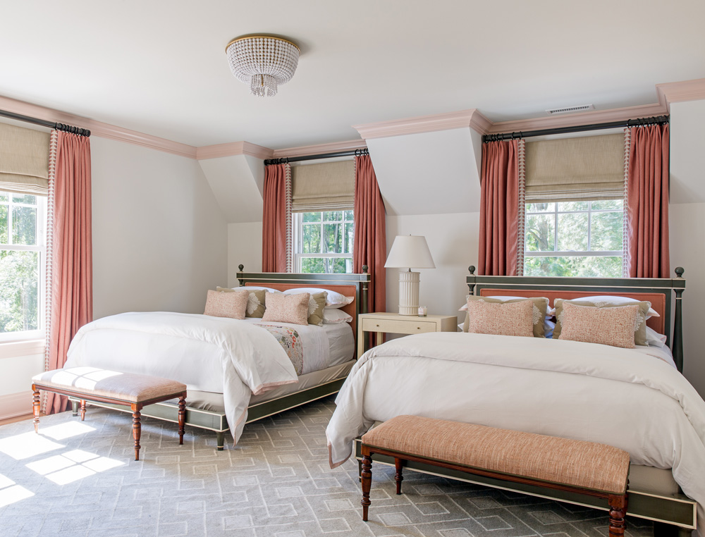 Emily Tucker Design, Bedford Bedroom