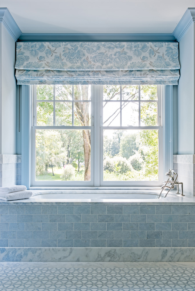 Emily Tucker Design, Bedford Bathroom