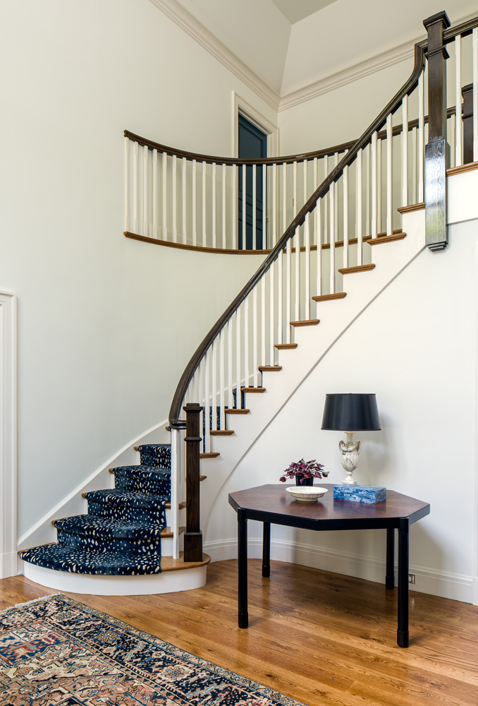 Emily Tucker Design, Bedford Staircase