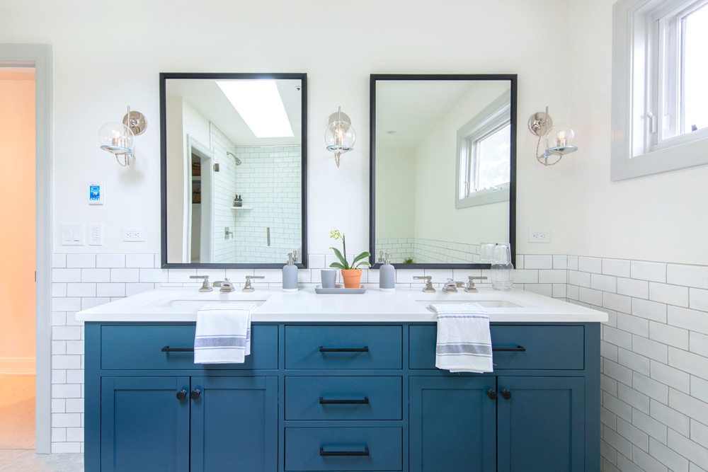 Emily Tucker Design, Juniper Bathroom