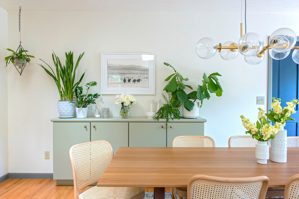 Emily Tucker Design, Evergreen Dining