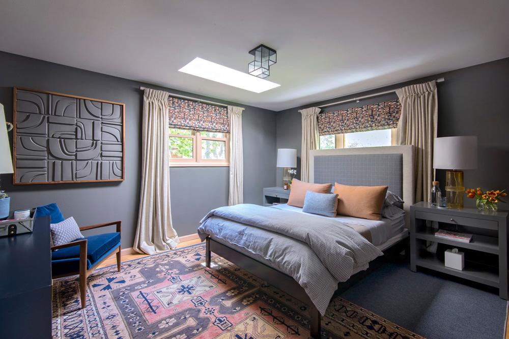 Emily Tucker Design, Evergreen Bedroom