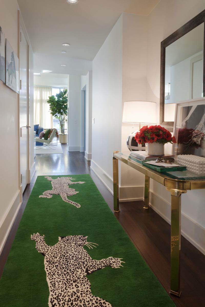 Emily Tucker Design, Hallway Runner