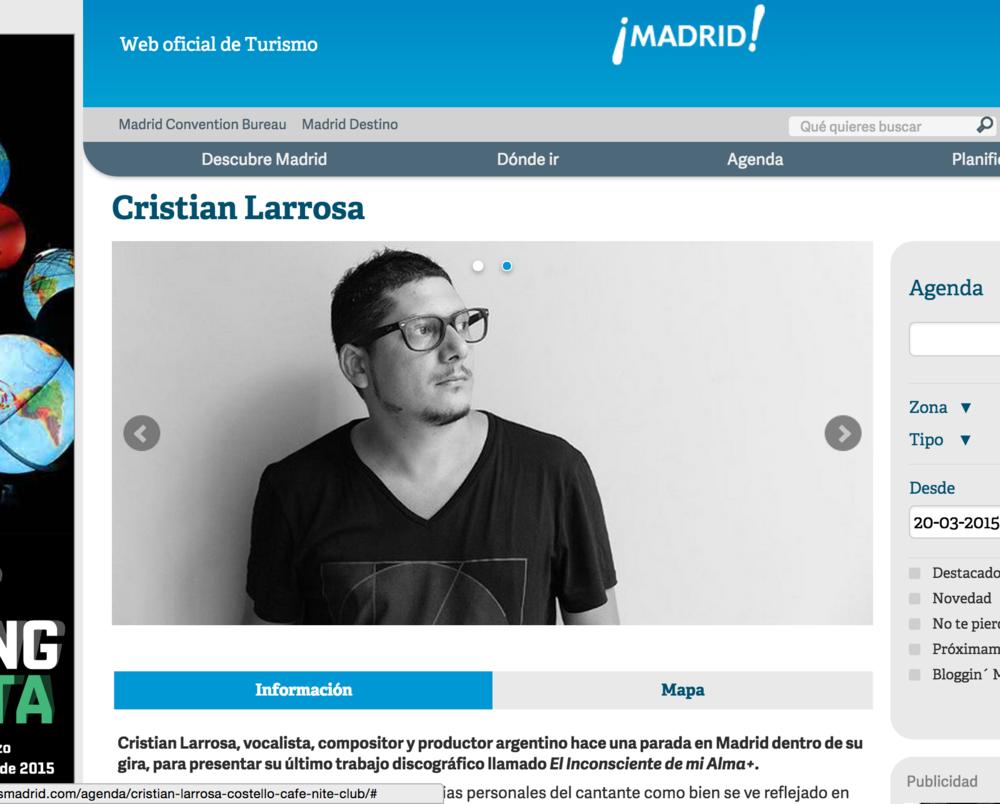 Cristian Larrosa