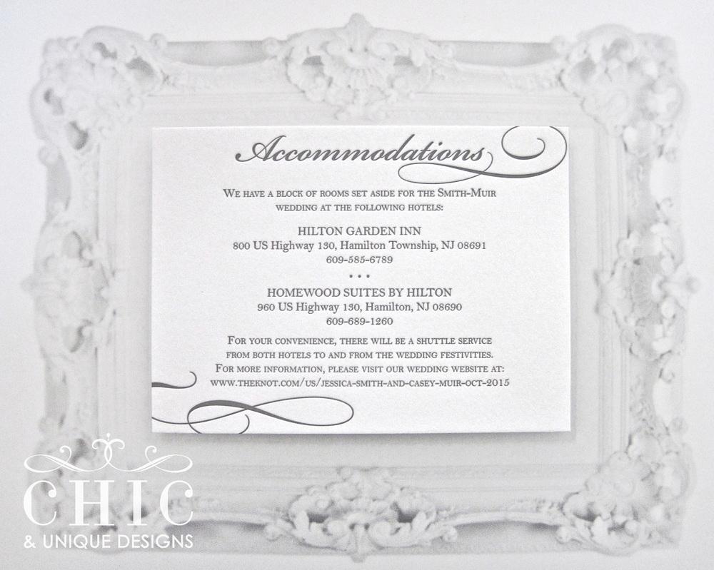 wedding invitations chic unique designs