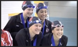200 Freestyle Relay    Mankato West – Danielle Nack, Chantal Nack, Madison Bacon, Rachel Phinney