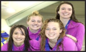 400 Freestyle Relay    Chanhassen - Zoe Avestruz, Kaia Grobe, Shelby Holmes, Kylie Dahlgren