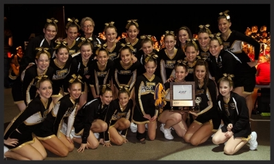 Class AA Tumbling 1 Champion - East Ridge High School