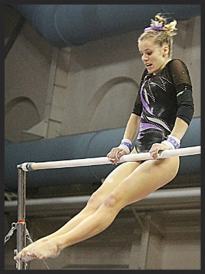 Uneven Bars     Jailyn Brinkman (Sr)      Melrose