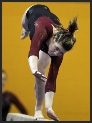 Balance Beam    Bailey DuPay (Jr)    Northfield