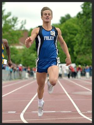 100M Dash    Tyler Beehler (Sr)    Foley