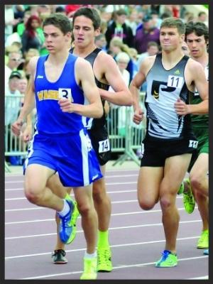 1600 Meter Run     Shane Streich (Jr)     Waseca