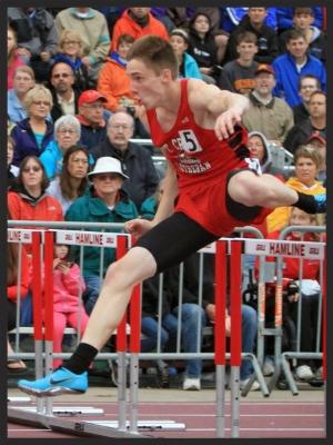 3  00 Meter Hurdles     Jon Tollefson (Jr)      St. Croix Lutheran