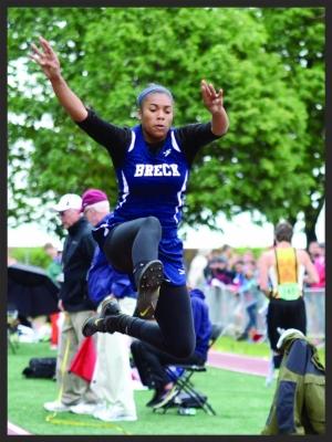 Triple Jump    Niara Hill (Sr)    Breck School