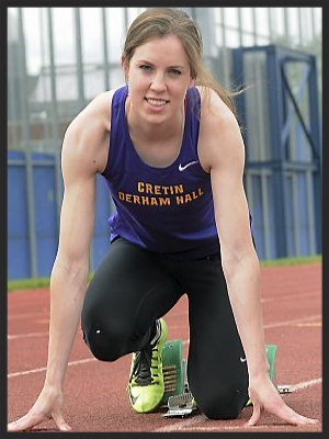 200 Meter Dash    Megan Linder (Sr)    Cretin-Derham Hall