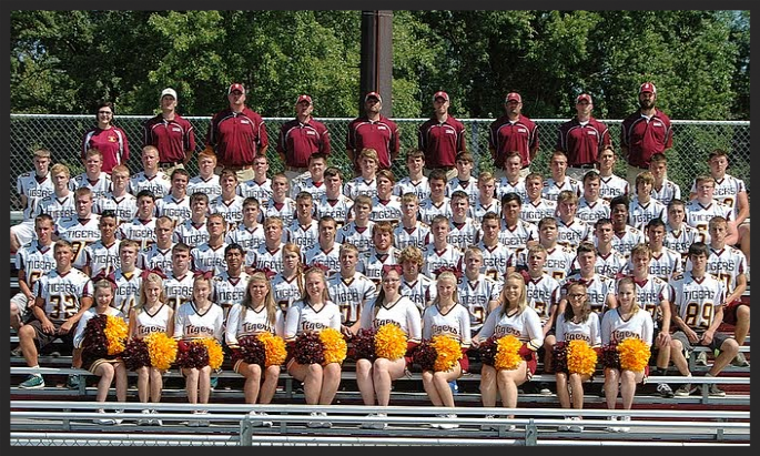 Section 1AAAA    Stewartville Tigers