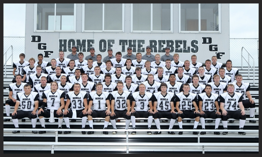 Section 8AAA    Dilworth-Glyndon-Felton Rebels
