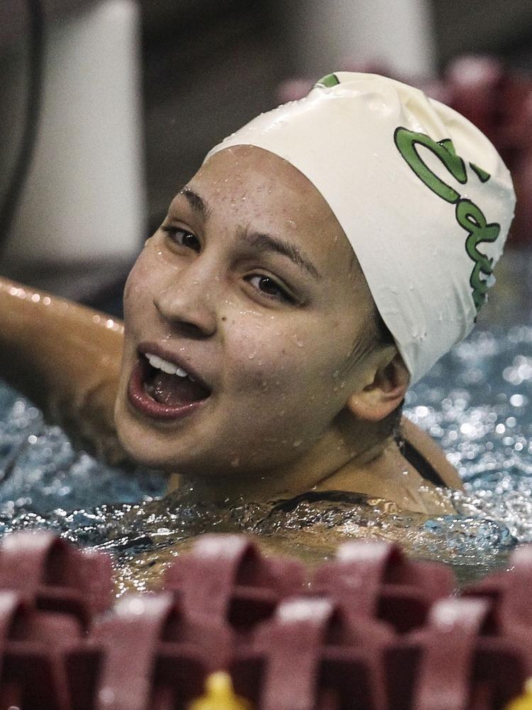 100 Freestyle    Rachel Whittmer 10    Edina