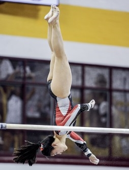 Uneven Bars     Jennifer Boyle (Fr)      Austin