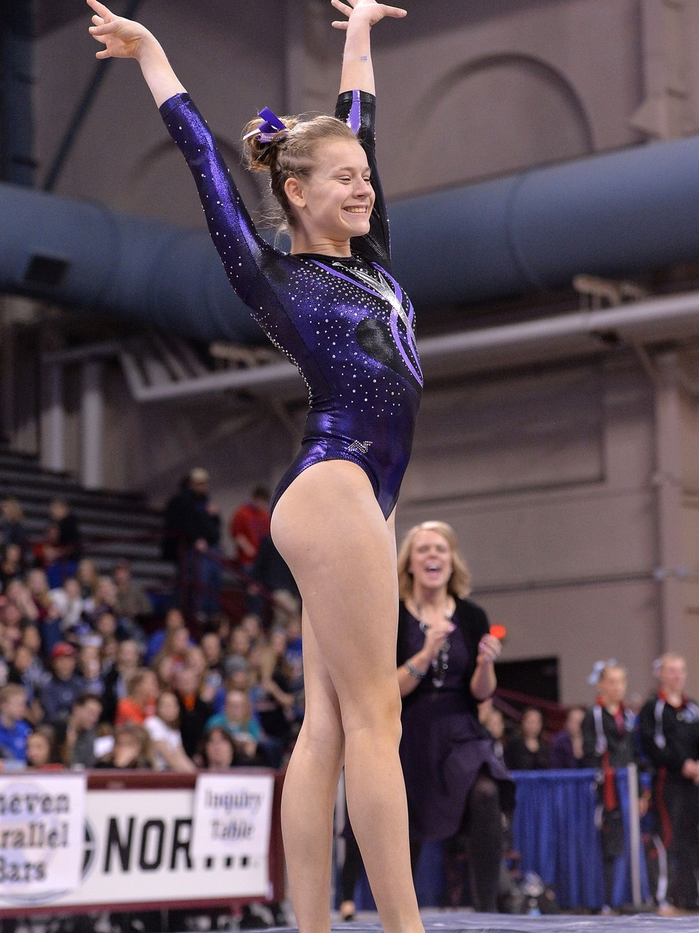 Balance Beam     Mady Brinkman (So)      Melrose Area