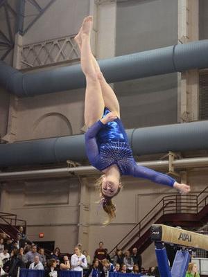 Balance Beam     Maria McDonough (Jr)      Faribault