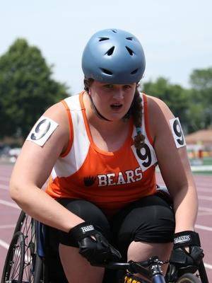 100 Meter Dash Wheelchair    Miriam Probst (Jr)    White Bear Lake