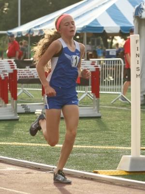 3200 Meter Run    Grace Ping (7th)    Winona Cotter