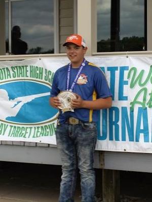 Individual State Champion    Jack Knaus    Kimball