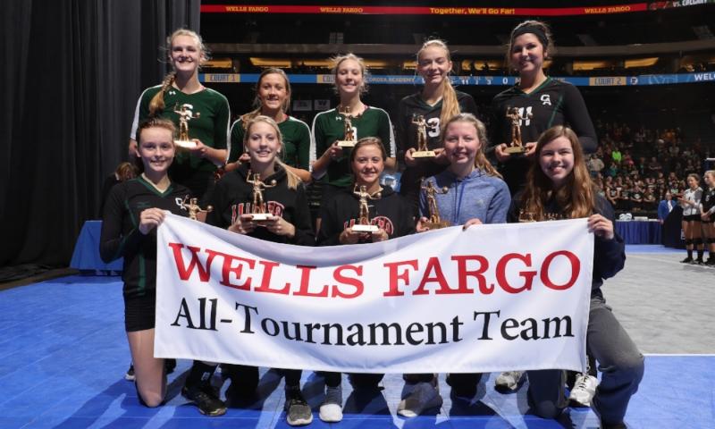 Class AA All-Tournament Team Photo Credit:MN Prep Photo