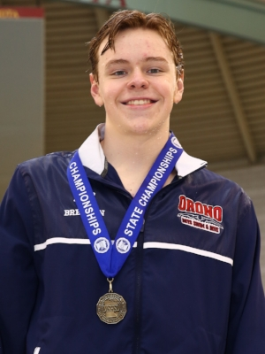 100 Backstroke Will Brenton (12) Orono Photo credit: MN Prep Photo