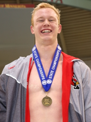 100 Breaststroke Nic Chromey (11) Alexandria Photo credit: MN Prep Photo