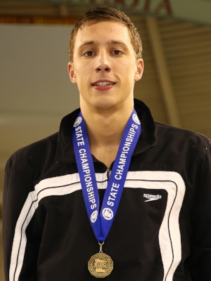 200 Individual Medley JohnThomas Larson (12) Minnesota Online Photo credit: MN Prep Photo