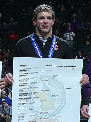 Class A 138 Champion Lane Heim (12th) St Charles Photo credit: MN Prep Photo
