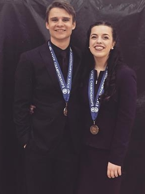 Duo Interpretation    Izzy Larson/Devon Solwold    Moorhead