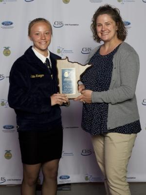 Food Science & Technology Katie Krieger Kerkhoven-Murdock- Sunburg