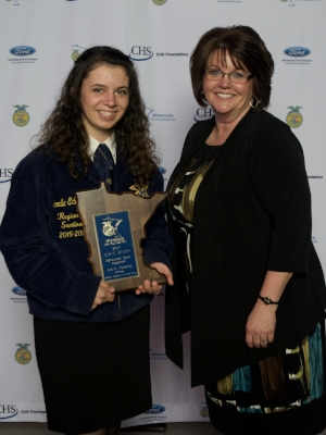 Agricultural Sales Placement Joelle Edwards Kimball