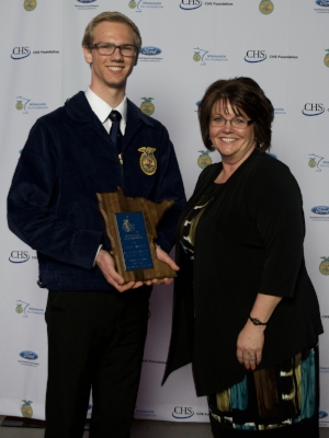 Agricultural Science Research Integrated Systems Gunnar Frahm Silver Bay