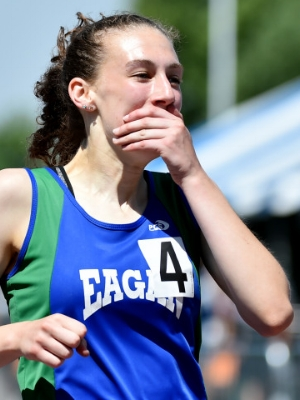 300 Meter Hurdles Natalie Windels Eagan