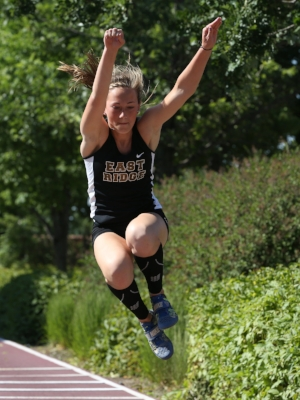 Triple Jump Allyson Weiss East Ridge