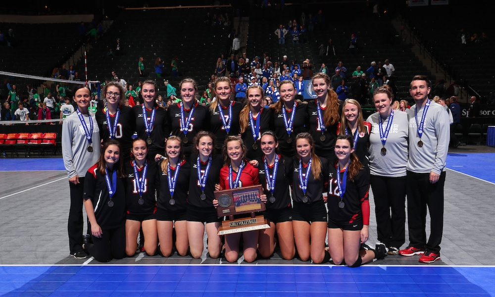 Photo Credit: MN Prep Photo 2016 Eagan Volleyball End-Of-Year Video