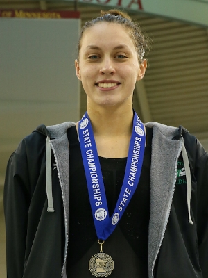 100 Backstroke    Gabi Baldwin    Hill-Murray